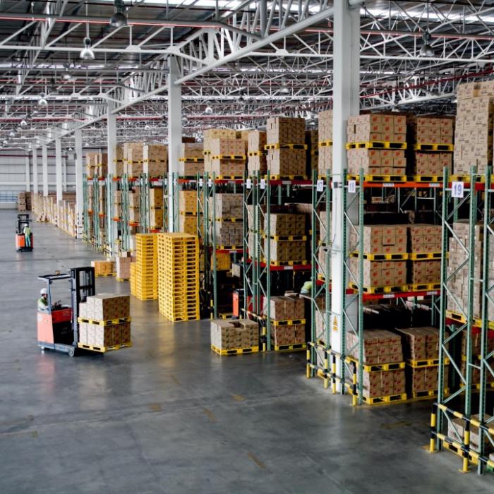 Logistik und Fulfillment Service für chinesische Firmen in Deutschland